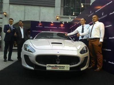 Cuma 2 Unit, 10 Orang Indonesia Antre Beli Maserati Edisi 100 Tahun