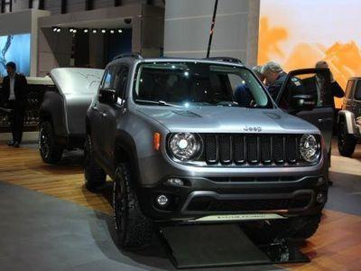 Di Indonesia, Jeep Renegade Siap Dibanderol Rp 500 Jutaan