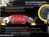 Lampu Rem Kedap-kedip di Motor BMW