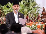 Jokowi Hadiri Peringatan Nuzulul Quran