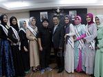 Finalis Sunsilk Hijab Hunt Bertemu Menperin