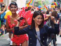 Ikut Parade Gay di Amerika, Aming Diminta Sahabat Tak Macam-macam