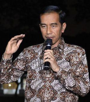 Temui Para Sarjana Kelautan, Jokowi dan Susi Bahas Poros Maritim