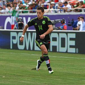 Alami Cedera, Chicharito Absen Bela Meksiko di Piala Emas