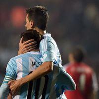 Pastore Bikin Messi Lebih Hidup