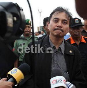 Roy Suryo Persoalkan Rekaman Match Fixing, Imam Nahrawi: Dia Lagi Cari Panggung