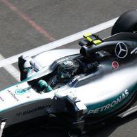 Rosberg Sapu Bersih Hari Pertama Latihan Bebas