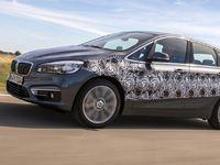 BMW Kenalkan Seri 2 Active Tourer Hybrid