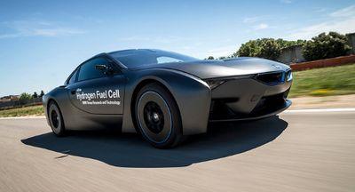 Nih, Tampang Mobil Hydrogen Terbaru BMW