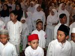 1.000 Anak Yatim Buka Puasa Bersama
