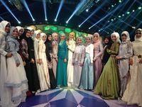 Trik Public Speaking dari Dian Pelangi Untuk 8 Finalis Hijab Hunt 2015