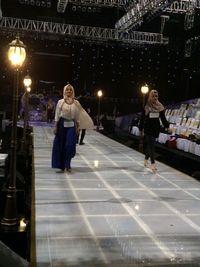 Foto: Mengintip Aksi Finalis Sunsilk Hijab Hunt Saat Gladi Resik