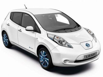 Acenta Plus, Varian Baru Nissan Leaf dengan Daya Jelajah Lebih Jauh