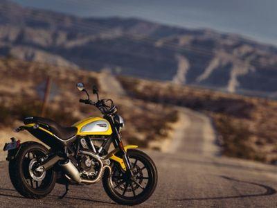 Scrambler, Motor Ducati Terlaris Saat Ini