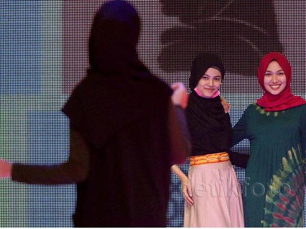 Mengintip Gladi Resik Grand Final Hijab Hunt 2015