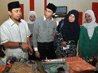 PWNU DKI dan Fatayat Jalin Silaturahmi dengan Warga
