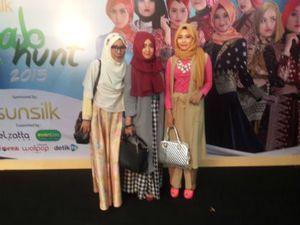 Pesan Para Alumni Untuk Ke-8 Finalis Sunsilk Hijab Hunt