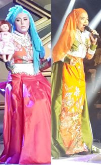 Dessy Ratnasari Terpukau dengan Penampilan 3 Finalis Pertama Sunsilk Hijab Hunt
