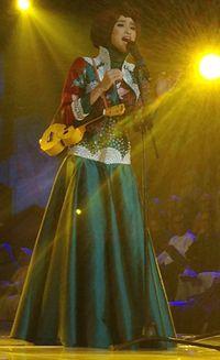 Bella Almira Buat 3 Juri Sunsilk Hijab Hunt Menangis