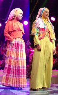 8 Finalis Sunsilk Hijab Hunt Fashion Show Jelang Pengumuman Pemenang