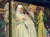 Bella Almira Sujud Syukur Jadi Juara Sunsilk Hijab Hunt 2015