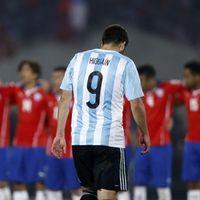 Ketika Argentina Tak Lagi Hoki di Tanah Chile