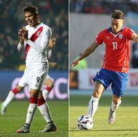 Guerrero dan Vargas Berbagi Gelar Topskorer