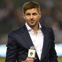 Gerrard Resmi Diperkenalkan sebagai Pemain Baru Galaxy