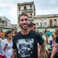 Sergio Ramos: Saya Tidak Sedang Bernegosiasi dengan Siapa pun