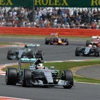 Hamilton Juara, Mercedes Finis 1-2