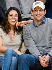 Ashton Kutcher dan Mila Kunis Diam-diam Sudah Menikah