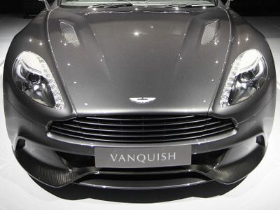 Mobil Listrik dan Mobil Otonom Jadi Impian Aston Martin