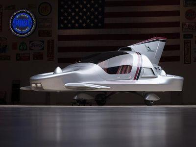 Boeing Punya Mobil Terbang