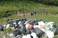 Akibat Buang Sampah di Gunung, Ada Anak Macan Mati Keselek