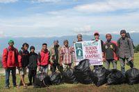 Mengajari Pendaki Buang Sampah yang Benar, Malah Dihina