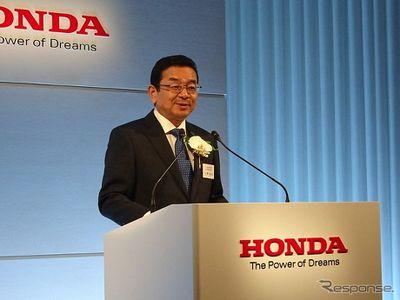 Ini Janji Takahiro Hachigo, Si Bos Baru Honda