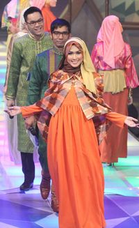 Foto: Kemeriahan Grand Final Sunsilk Hijab Hunt 2015