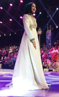 Dian Pelangi Puas dengan Hasil Grand Final Sunsilk Hijab Hunt