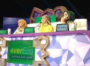 Cerita Dian Pelangi Soal Debat Juri untuk Pilih Pemenang Sunsilk Hijab Hunt