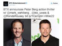 Wow! Mark Wahlberg Ikut Bergabung di Film Iko Uwais