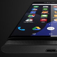 Ponsel BlackBerry Android Mirip Galaxy S6 Edge