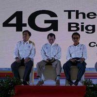 Tri Deklarasikan 4G LTE di Kota Seribu Sungai