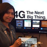 4G LTE Tri Baru Komersial Akhir 2015