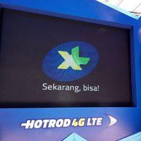 XL Ingin Lebih Meraksasa di Lombok dengan 4G 1.800 MHz
