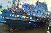 Satgas Illegal Fishing Kesulitan Lacak Pemilik Kapal Asing Pencuri Ikan