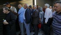 Ini Gambaran Suramnya Ekonomi si Bangkrut Yunani