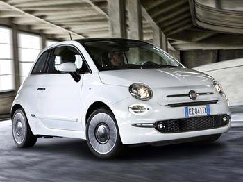 Si Retro Fiat 500 Bersolek