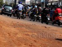 Polisi Waspadai 11 Potensi Penyebab Kemacetan Saat Mudik