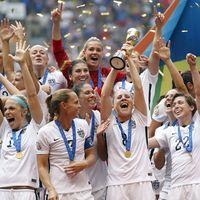 Hantam Jepang 5-2, AS Juara Piala Dunia Wanita