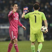 Casillas dan Ramos Dirumorkan Pergi, Ronaldo Kandidat Kapten El Real?